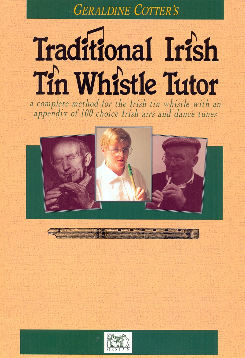 TRADITIONAL IRISH TIN WHISTLE TUTOR