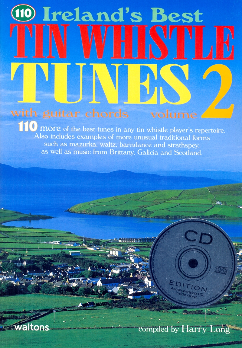 IRELAND´S BEST TIN WHISTLE TUNES 2