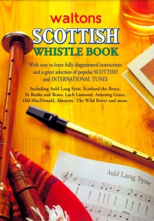 WALTONS SCOTTISH WHISTLE BOOK
